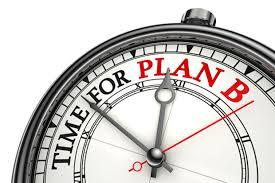 Plan B clock