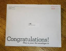 fat envelope