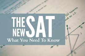 the new sat what test takers think new sat need to know