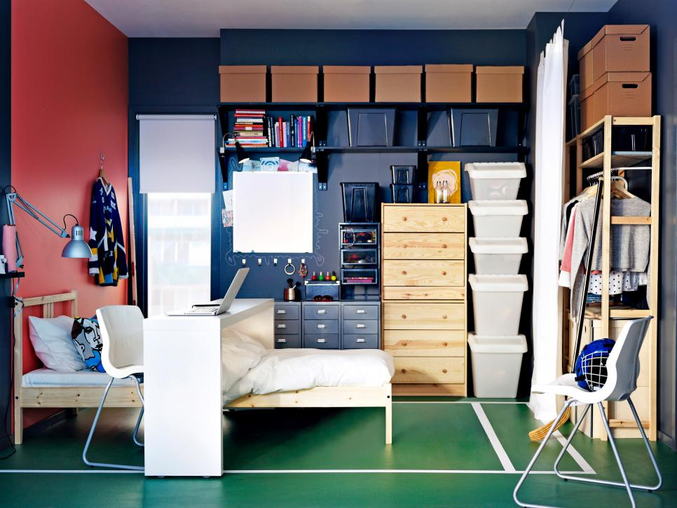 Decorating Ideas > Dorm Room Decor ~ 180207_College Dorm Room Storage Ideas