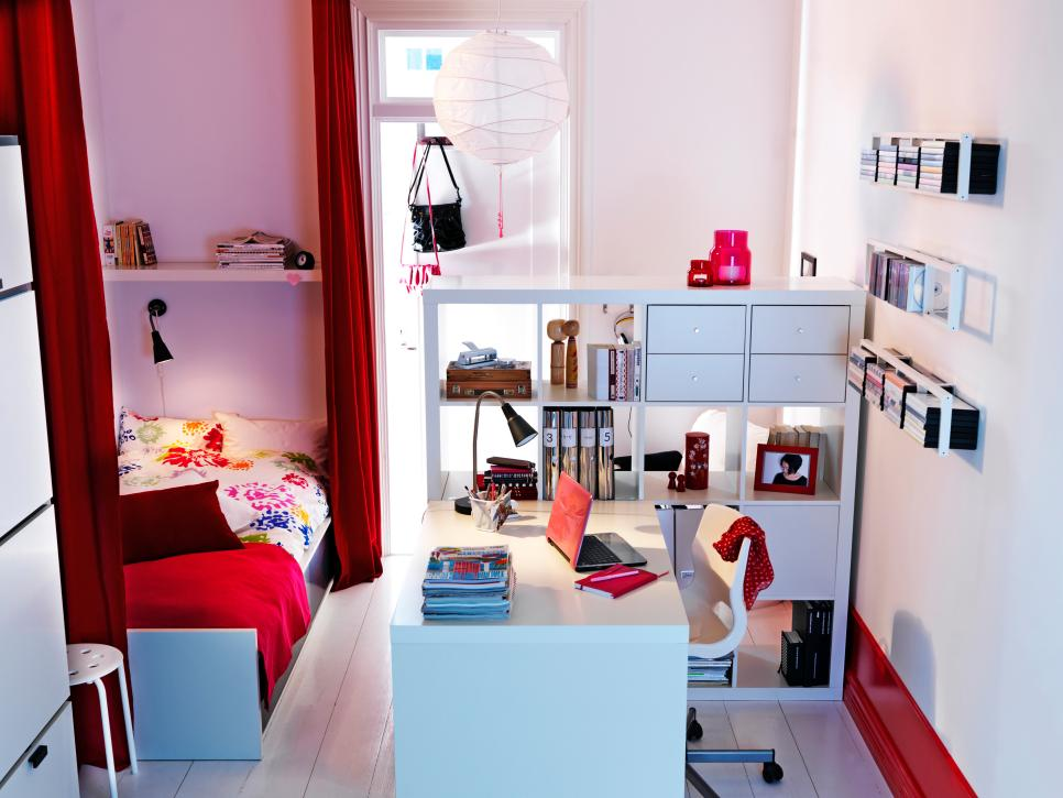 Dorm room decor - Deco chambre fille ikea ...