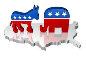 GOP vs. Dems