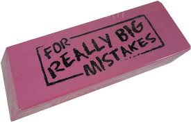 big mistakes