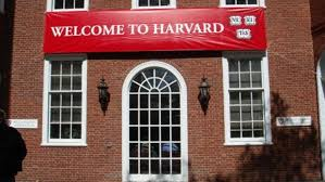 welcome to Harvard