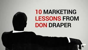 don draper on marketing